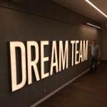 שלטים לעסקים אותיות תלת מימד DREM
